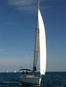 Vela Crucero - Escuela de Vela Valmayor